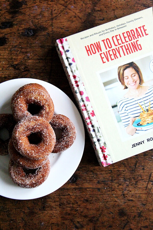 How To Celebrate Everything — Jenny Rosenstrach