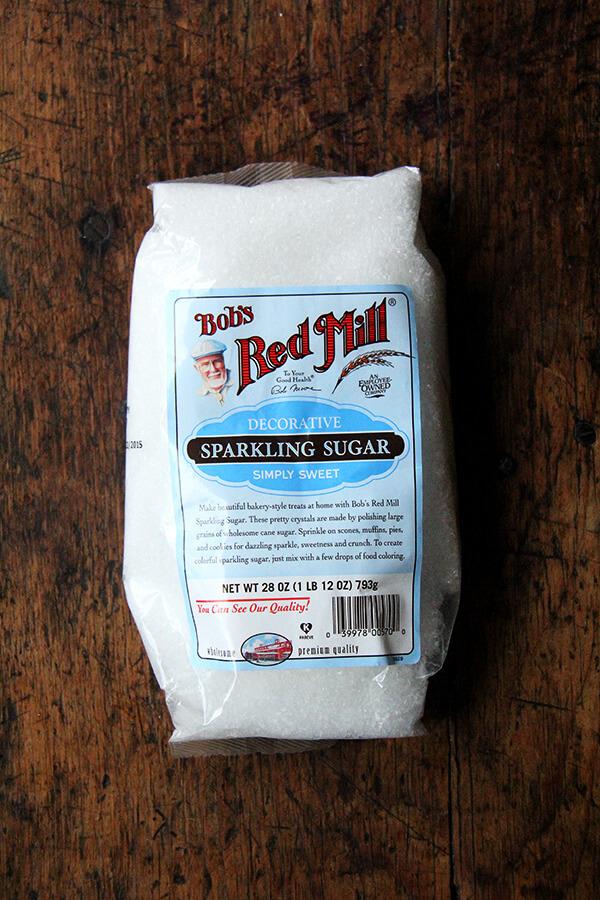 sparkling sugar