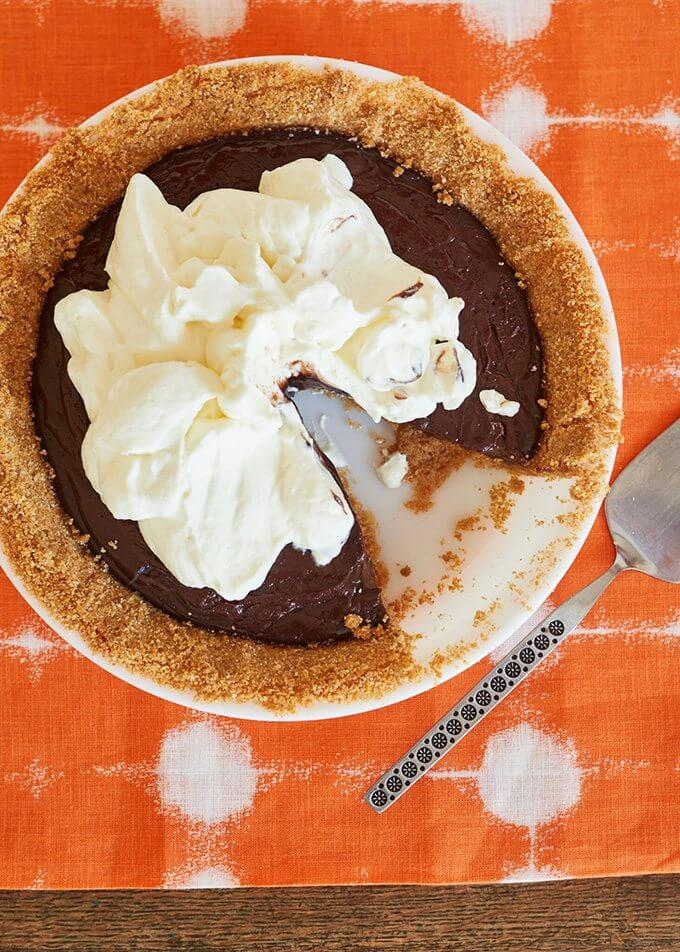 pudding-pie