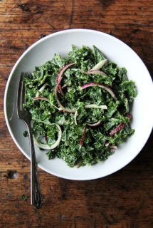 Honest Weight Food Coop's Kale Caesar