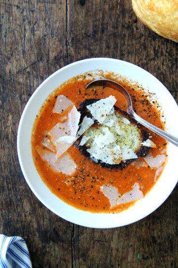 Pantry Tomato Soup
