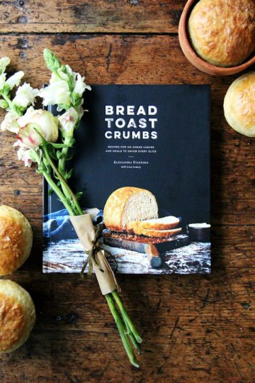 Flowerpot Bread + Free (Toast!) Bookplate