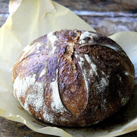 How to Make Simple Sourdough Bread: A Step-By-Step Guide