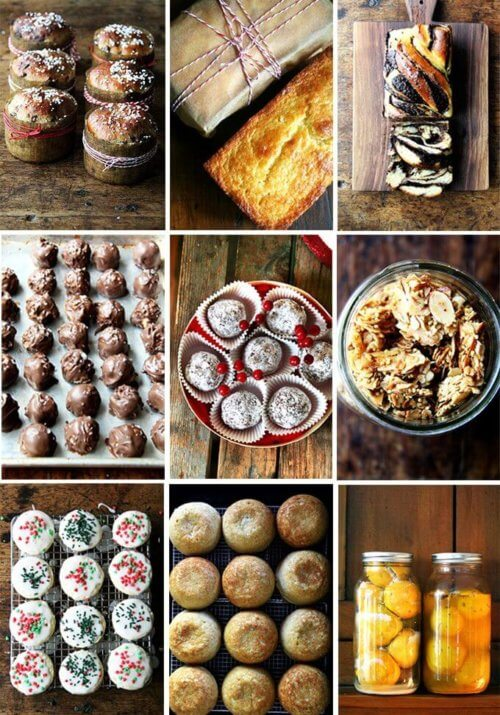 There's (nearly) always time to give the gift of something homemade. Here are a few of my favorites. // alexandracooks.com