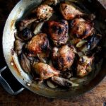 Roast Chicken and Shallots