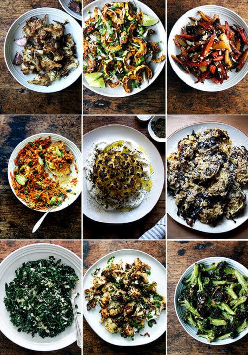16 favorite vegetable side dishes