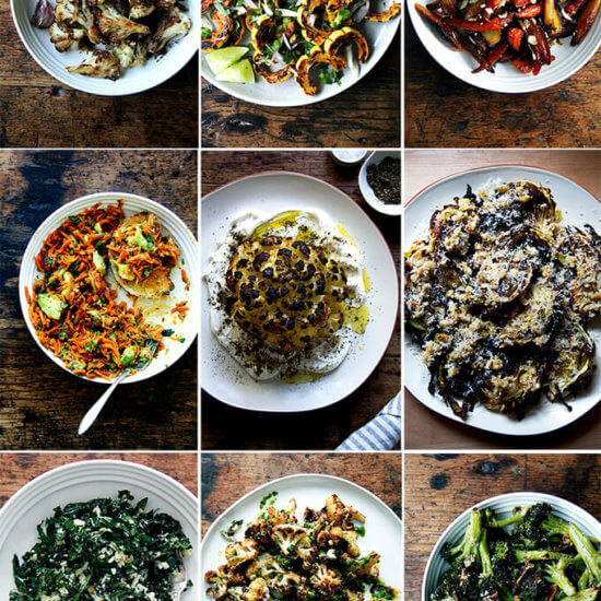 16 Favorite Vegetable Side Dishes for Fall