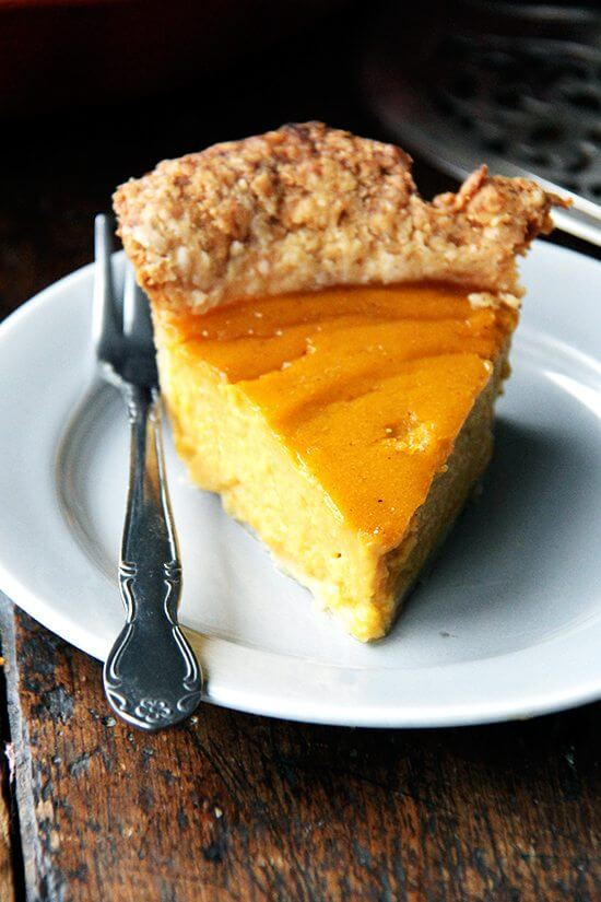 Ronnie Hollingsworth's Most Excellent Squash Pie