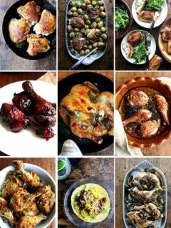 18 favorite chicken dishes