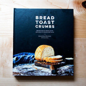 Bread Toast Crumbs