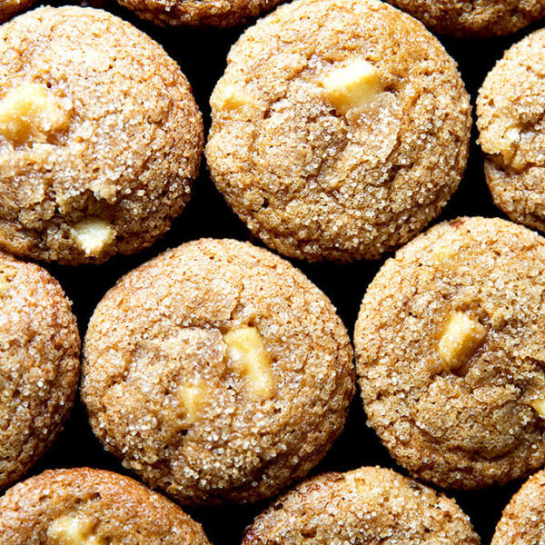 Apple Orchard Muffins