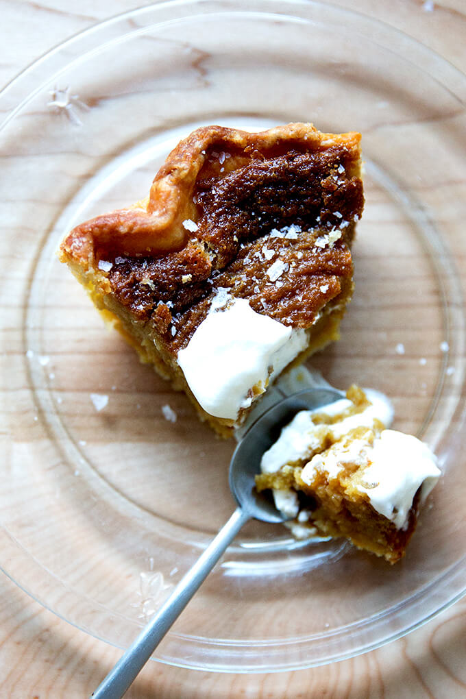 Sister Pie's Salted Maple Pie