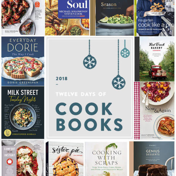 12 Days of Cookbooks (!!!) — Chatting About The Season's New Books with Margaret Roach