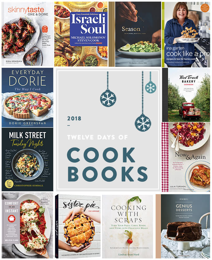 The 12 Days of Cookbooks — the second annual discussion with Master Gardener Margaret Roach and author and blogger Alexandra Stafford of Alexandra's Kitchen