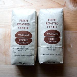 Mohawk Coffee Company Mohawk Giants Blend