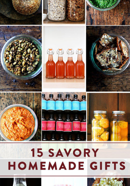 15 Savory Gifts to gift all season long
