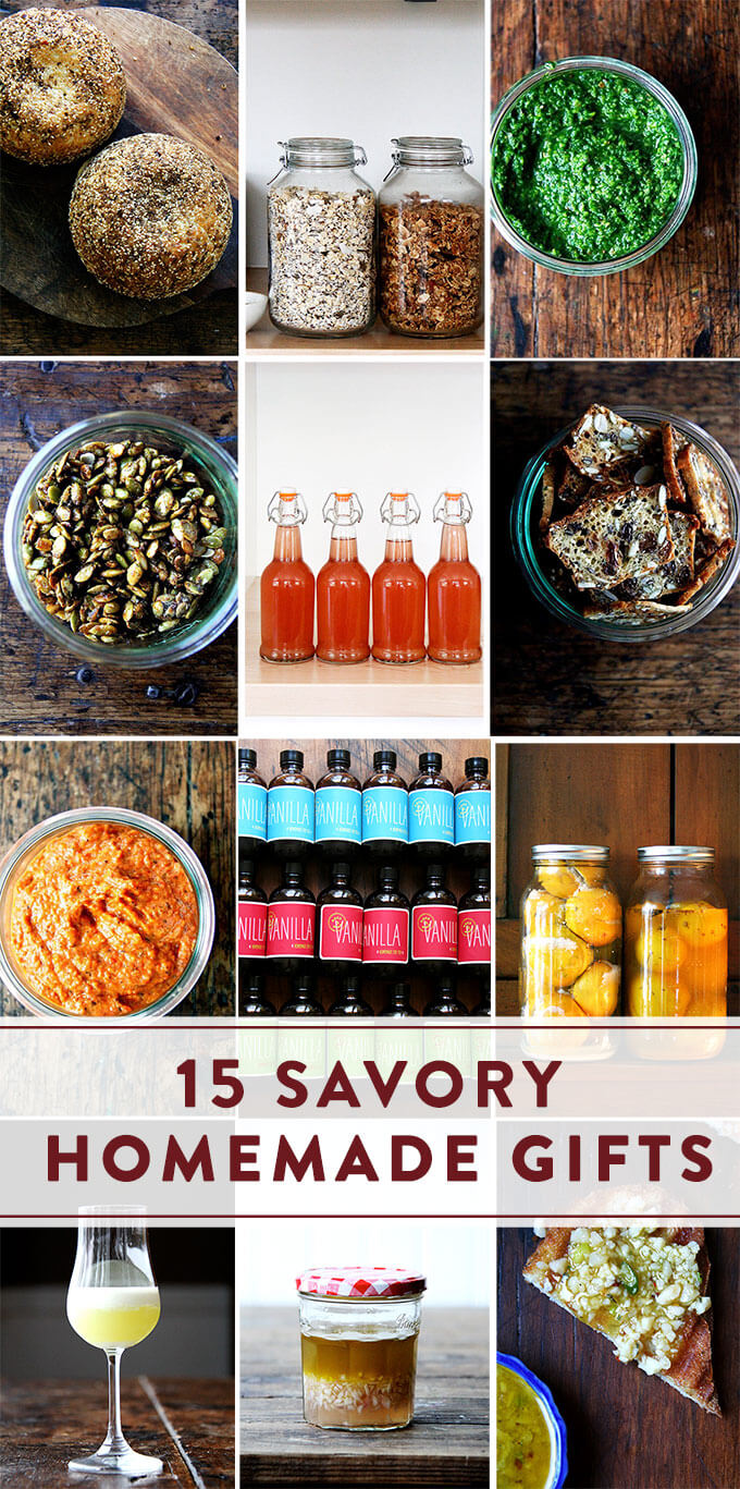 15 Savory Gifts to gift all season long