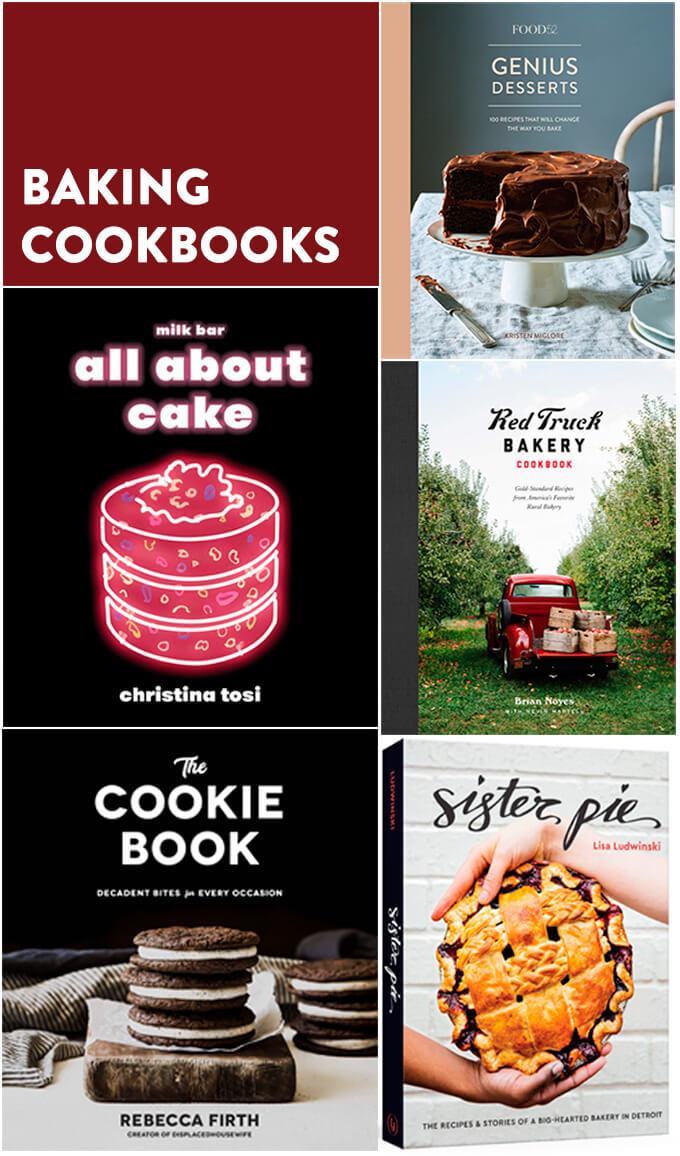 fall/winter 2018 baking cookbooks