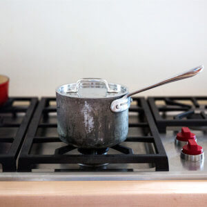 2-qt All-Clad Saucepan