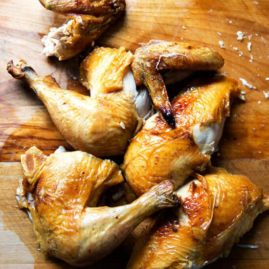 How to Roast a Chicken (And Make the Most of It)