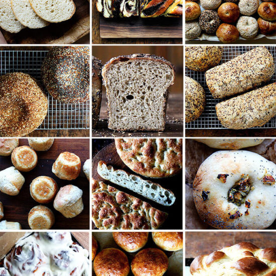 12 Essential (& Easy) Bread Recipes