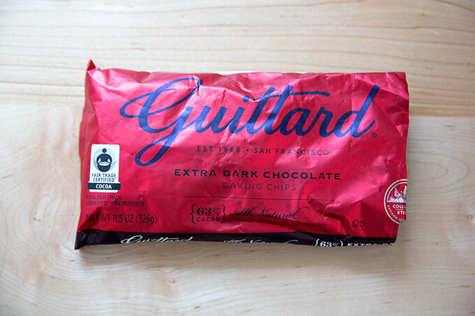 guittard dark chocolate chips