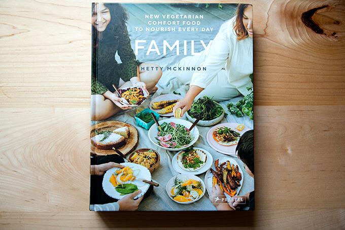 Family, a cookbook by Hetty McKinnon