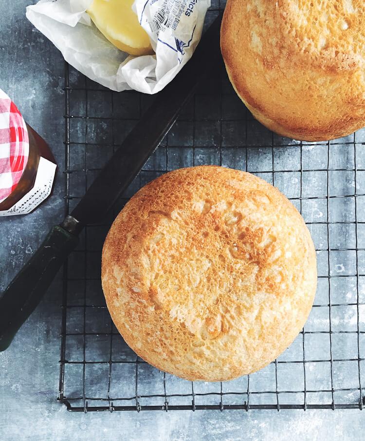 Emilie Raffa's Peasant Bread