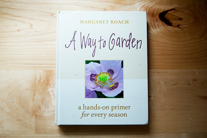 The Cover of Margaret Roach's A Way to Garden