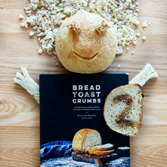 Bread Toast Crumbs Turns 2: Sharing 15 Recipes From Around the Web