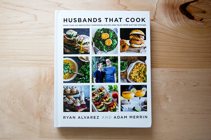 The Husbands that Cook cookbook.