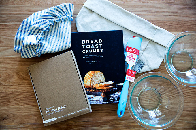 Peasant Bread Kit Giveaway