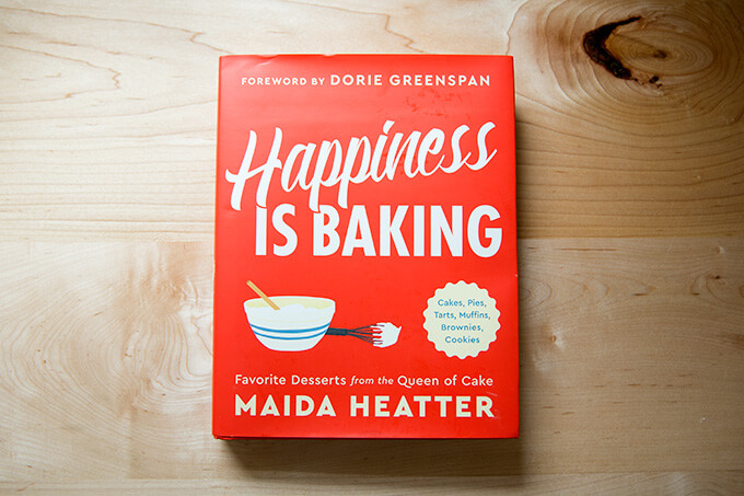 Maida Heatter's Happiness is Baking