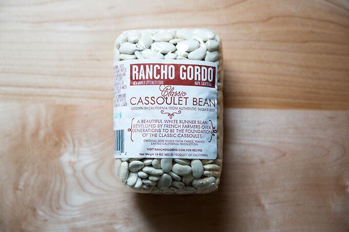 Rancho Gordo Cassoulet Beans