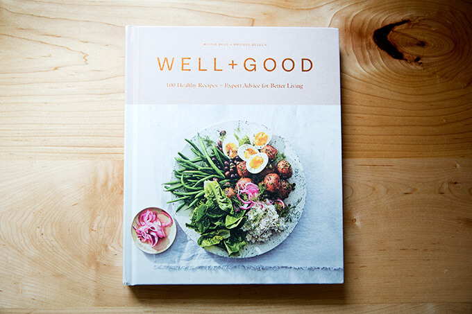 The Well + Good Cookbook