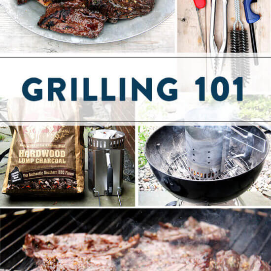 Marinating & Charcoal Grilling 101: A Minimalist's Guide