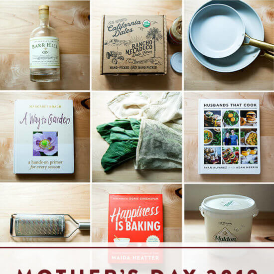 A Few Ideas for Mother's Day