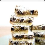 Bake sale winningest oat bars.