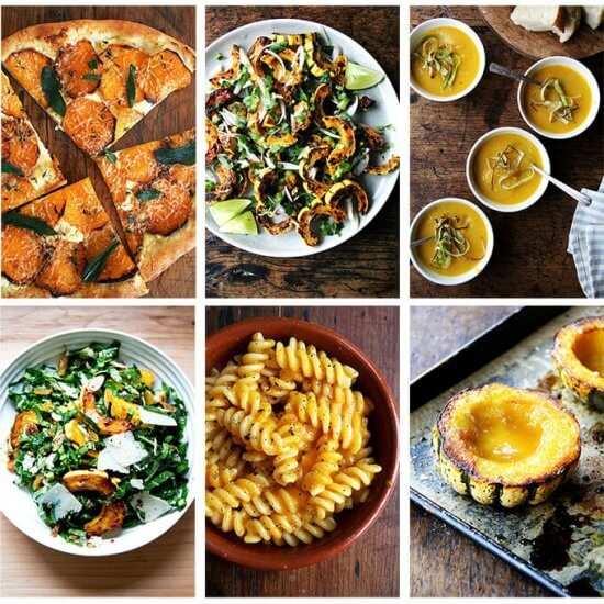 13 Winter Squash Recipes to Make Right Now