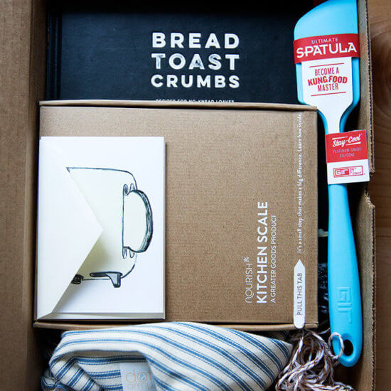 Peasant Bread Kits: The Gift of Homemade Bread