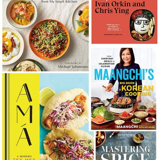 "5 ""Spicy"" New Cookbooks: A Chat with Margaret Roach"