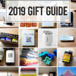 A montage of gifts for the 2019 gift giving season.