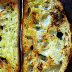 olive oil toasted bread