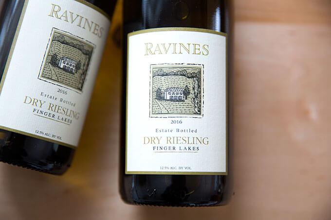 Ravines wine.