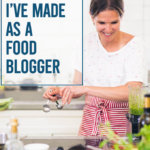 The biggest food blogging mistake I've made.