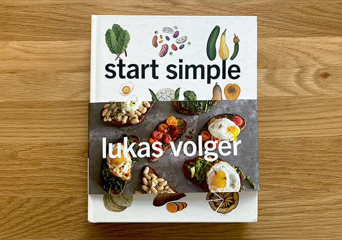 Start Simple by Lukas Volger.