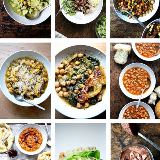 10 Chickpea Recipes to Make Right Now