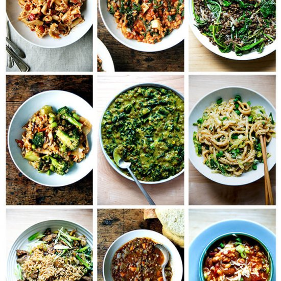 15 Favorite Pantry Meals
