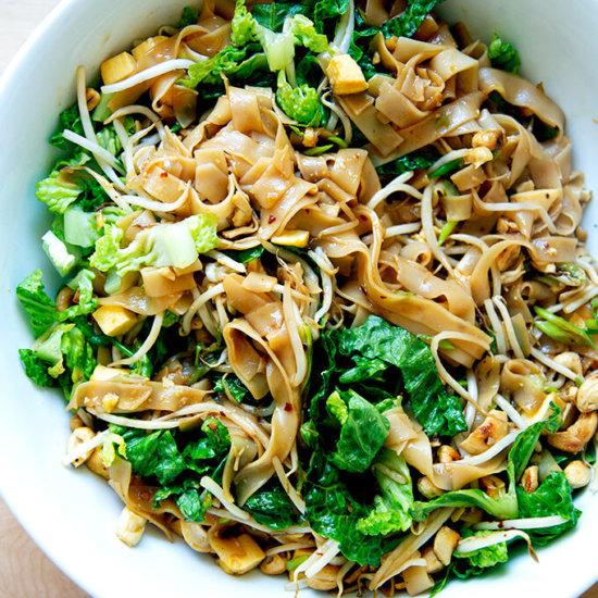 Rad Na Thai Noodles