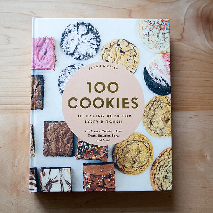 100 Cookies Cookbook
